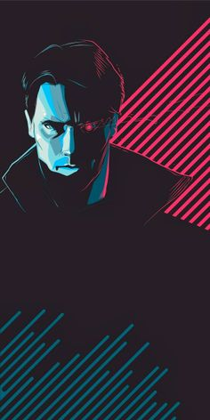 'Tech Noir' by Craig Drake #Terminator