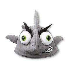 Kmart 2013: Joe Boxer:  Shark! Fleece hat