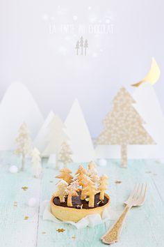 ondivaga:    Miss Daily Mood: Tarte au Chocolat Forêt de Sapins by Carnets Parisiens ♥