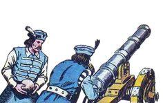 Wallachian artillery crew, late 16th century