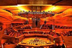 Koncerthuset, DR Concert Hall, Copenhagen, Denmark, via Flickr.
