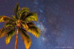Milky Way Oahu Hawaii by Christopher Renfro, via 500px