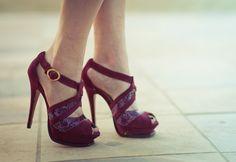 Morri nestes sapatos!