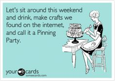 Host your own pinning party! By dARKASHADE | http://darkashadeonline.com/wordpress/archives/542