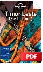 eBook Travel Guides and PDF Chapters from Lonely Planet: Timor-Leste (East Timor) travel guide - Around Di...