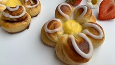 Foto: Marit Hegle Baked Doughnuts, Sweet Pastries, Baked Goods, Sausage, Cinnamon, Sweets, Baking, Desserts, Canela
