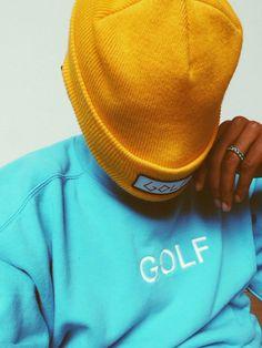Golf Fashion, Mens Fashion, Odd Future Wolf Gang, Tyler The Creator Wallpaper, Vaporwave Fashion, Hip Hop, Young T, Aesthetic People, Designer Streetwear