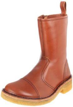 Swedish Hasbeens Women's Worker Boots. i.die.