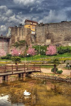 Trabzon Zağnos Vadisi Turkey