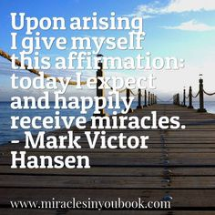 #miracles #success #quotes