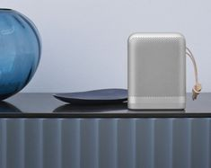 portable beoplay P6 speaker defines strong sound and style in details