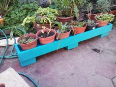 Jardinera Wheelbarrow, Outdoor Furniture, Outdoor Decor, Garden Tools, Planter Pots, Home Decor, Window Boxes, Furniture, Blue Prints