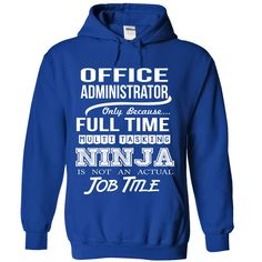 OFFICE-ADMINISTRATOR - Job title