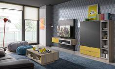 La colección Signos. Solo, en pareja o con niños, te permite diseñar un espacio con personalidad propia, extrovertido y muy funcional. Una colección urbanita, colorista, fresca, creativa y con un punto atrevida.