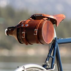 Well this is just a must-have for anyone who bikes past their local Cider House or Brewery on the way home from work.  Have growler carrier, will travel :) Available on: @scoutmob