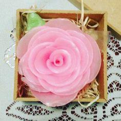 Rosa com cheirinho de rosas! #Magia&Aroma