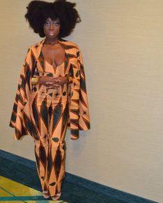 African Fashion #ad