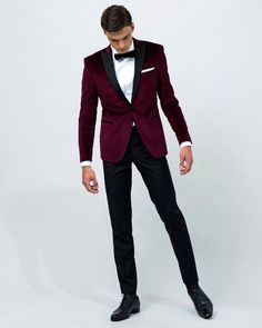 Find More Tuxedos Information about 2016 Velvet Wine Red Peak Lapel  Tuxedo wedding Suit for men  Groom wear tuxedo jakcet only 7d67aec24a3