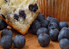Delicious blueberry muffin recipe