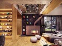 Delightful 30+ Classy Home With Retro Geometric Features Ideas   Page 2 Of 2