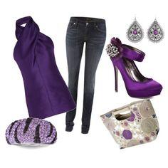 Purple purple purple! love this