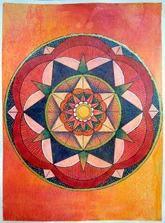 Mandala  #doodle