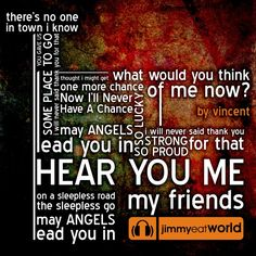 """""""Hear You Me"""" by Jimmy Eat World"""
