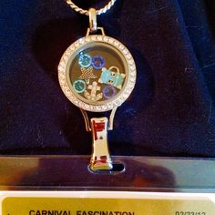 Www.itispersonal.origamiowl.com New Locket Lanyard perfect for work, school, and so much more!