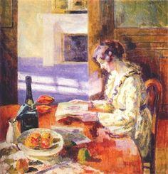 Louis Ritman (1889-1963) Impressionism
