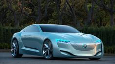 Photographs of the 2013 Buick Riviera Concept. An image gallery of the 2013 Buick Riviera Concept. Luxury Sports Cars, Sport Cars, Buick Riviera, Future Concept Cars, Concept Auto, Future Car, 2015 Buick, Auto Motor Sport, Us Cars