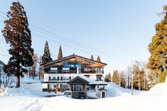 Ikigai Lodge!    #mountains #japan #village #ski #snowboard #snow #bedandbreakfast #visitjapan #beautifulplaces #beautifuldestinations #magical #waterfall #nature Jack Coleman, Le Petit Champlain, Visit Japan, Mountain S, Surf Shop, Quebec, Bed And Breakfast, Geology, Snowboard