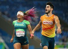 Terezinha vai à final dos 200m em 1º e diz: ''Não preciso de burro de carga'' #globoesporte