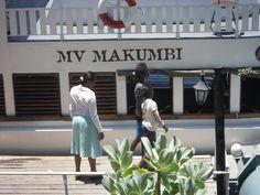 The MV Makumbi boat, Livingstone, Zambia. Livingstone, Victoria Falls, African, Boat, Memories, Yule, Dinghy, Souvenirs, Boating
