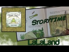 A Froggy Fable storytime - YouTube