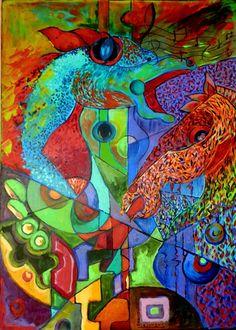"""Melodie celtiche 60×83 cm. acrilico su tavola legno 2015 Ennio Bastiani(Brescia– Italy) è iscritto come artista dal 2013 alla associazione artisti bresciani """"AAB"""" · Partecipa all'8º premio ARTE LAGUNA – ART PRIZE 13.14 – con due opere in legno ·Invia un bozzetto di opera in legno a """"Premio Speciale Riva 1920"""" CANTU' · Invia copia …"""