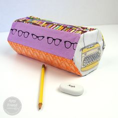 Perfect for back to school or anytime! Stop by our blog to see more by Designer #AmyFriend