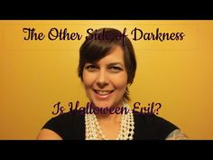 Is Halloween Evil? A Biblical Look From An Ex Witch - YouTube