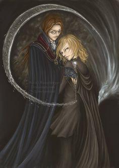 Albus&Gellert - albus-dumbledore-and-gellert-grindelwald Photo