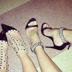 Love both pairs <3