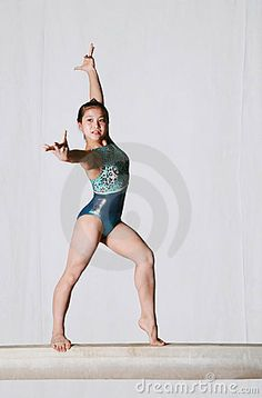 gymnastics pose - Google Search