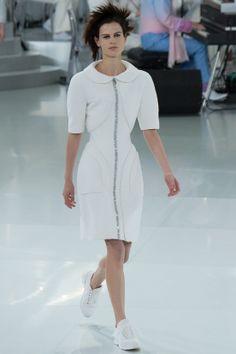 Défilé Chanel haute couture printemps-été 2014|12