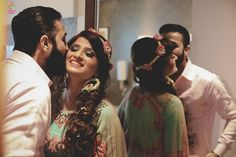 hair loss myths for Indian brides