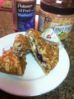 Peanut Butter & Jelly Sandwich-THM (E)