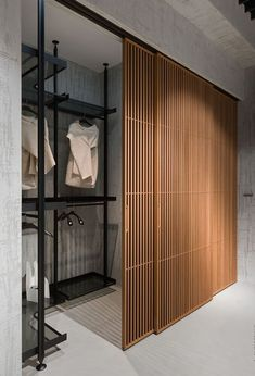 Bedroom Closet Design, Home Room Design, Bedroom Storage, Bedroom Decor, Bedroom Wardrobe, Sliding Door Design, Sliding Doors, Interior Designers In Delhi, Wardrobe Door Designs