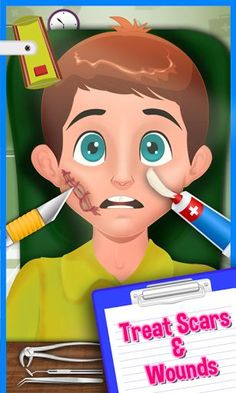 The four kids have their face messed up totally bad its up to you ever imagined yourself as the best super star surgeon of your town but couldnt solutioingenieria Gallery