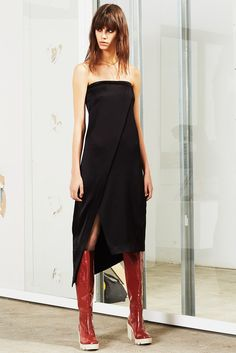 Derek Lam 10 Crosby - Fall 2014 Ready-to-Wear - Look 20 of 20