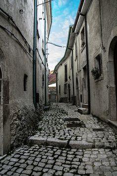 Alfedena, Abruzzo, Italy L'Aquila