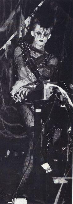 Johnny Slut - Specimen (Photo by Fred H Berger - Propaganda Magazine, Issue # 10)