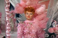 """Ziegfeld Follies is one of my favourite movies, and one of the most opulent technicolor musicals of the 40s. The """"story"""" is that Ziegfeld is putting on one last Follies from heaven, and the entire movie is just a cavalcade of amazing show numbers with absolutely no plot. but it is heavenly."""