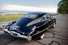 1949 Buick Super Sedanet